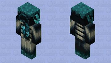 Wardenlin Minecraft Mob Skin