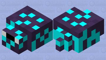 slime endermite Minecraft Mob Skin