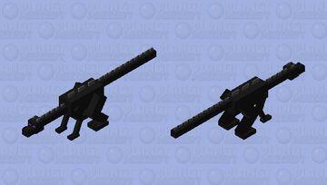 Wingless Ender Dragon Minecraft Mob Skin