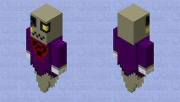 Search Ghost Heartless Minecraft Mob Skin