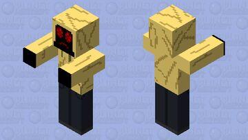 Hoodie (creepypasta) Minecraft Mob Skin