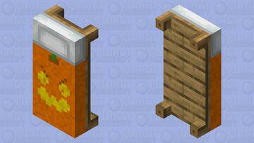 pumpkin bed Minecraft Mob Skin