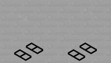 Almost Invisible Creeper Minecraft Mob Skin