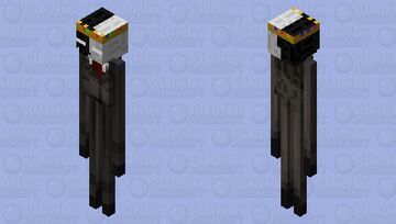 Ranboo Enderman Minecraft Mob Skin