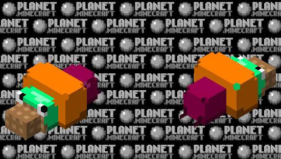 Sherbie (Bugsnax) Minecraft Skin