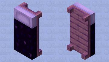 Bed of Wonder Minecraft Mob Skin