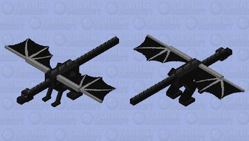 better enderdragon Minecraft Mob Skin
