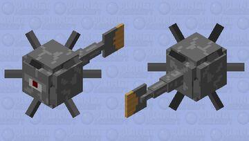 hacked sub-bot Minecraft Mob Skin