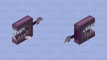 Chorus parasite / END / more like its older version Minecraft Mob Skin