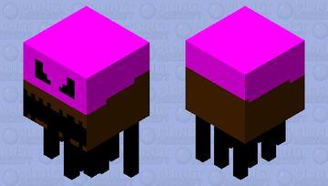 Muffet Pet Minecraft Mob Skin