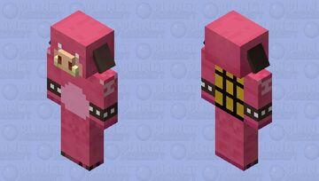 Midbus Piglin Minecraft Mob Skin