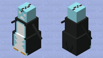 Eiscue Minecraft Mob Skin