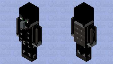 armored vindicator thug Minecraft Mob Skin