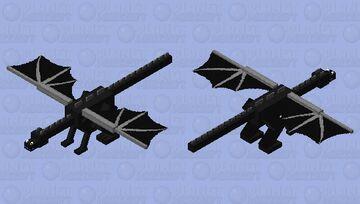 derpy dragon Minecraft Mob Skin