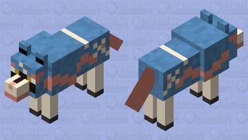 Zacian (Pokemon) Minecraft Mob Skin