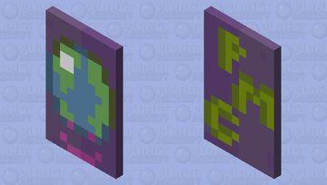 PMC Fan Cape! Minecraft Mob Skin