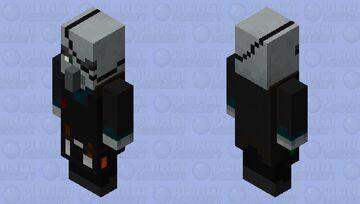 Pillager Interrogator (Torturer) Minecraft Mob Skin
