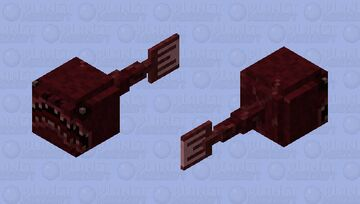 Angler Fish (Male) Minecraft Mob Skin