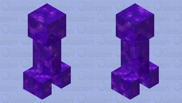portal creeper Minecraft Mob Skin
