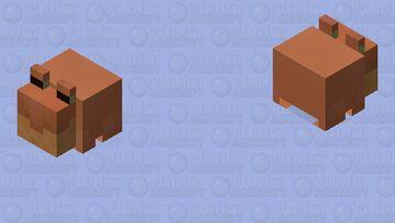 Minecraft Live 2021 Frog Minecraft Mob Skin