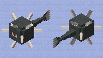 Dark Guardian (skylanders) Minecraft Mob Skin