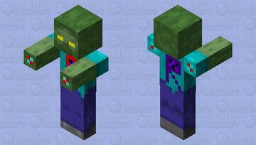 god paolocrack1254 Minecraft Mob Skin