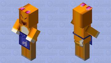 Animal Crossing - Redd Minecraft Mob Skin