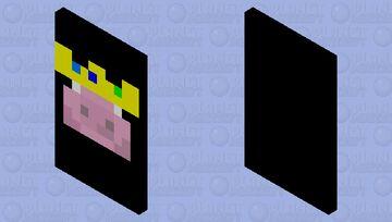 techno cape Minecraft Mob Skin