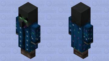 Illusioner The Spell Breaker(Rework) Minecraft Mob Skin