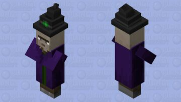 Noseles which Minecraft Mob Skin