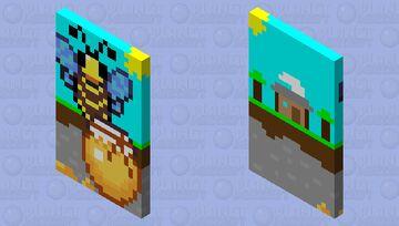 Bumbee Minecraft Mob Skin