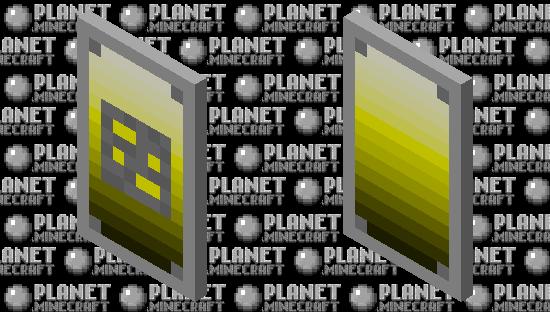 Alone_1244's cape shop: the golden cape Minecraft Skin