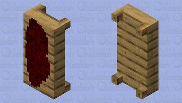 butcher board Minecraft Mob Skin