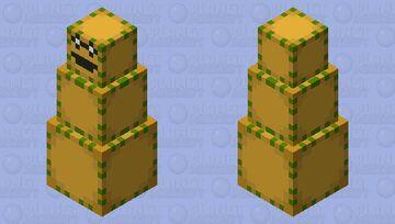 desert pokey 'cause im bored Minecraft Mob Skin