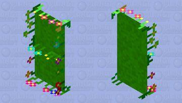flowers Minecraft Mob Skin