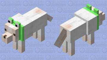 Frog Dog Minecraft Mob Skin