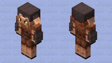 Nether Wars Series | Piglin Soldier Minecraft Mob Skin