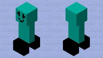 Foldy (TPOT) Minecraft Mob Skin
