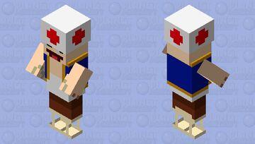 bup on stilts Minecraft Mob Skin