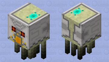 Ghastrux Colossus (Ghast Shooting) Minecraft Mob Skin