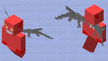 Devil Minecraft Mob Skin