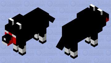 doom dog Minecraft Mob Skin
