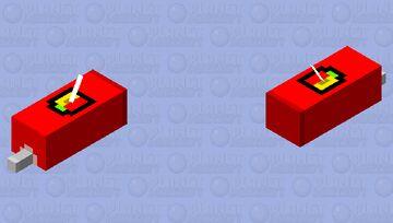 Apple juice Minecraft Mob Skin