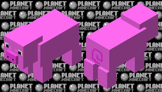 minecraft piy bubble the pig Minecraft Skin