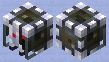 Frankenturret - Portal 2 Minecraft Mob Skin