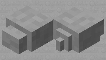 stone Minecraft Mob Skin