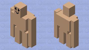 Basketball (TPOT) Minecraft Mob Skin