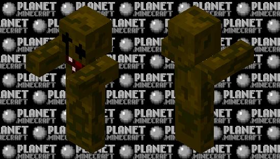 Шлепа. Minecraft Skin