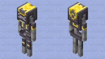Citadel Bastion soldier Minecraft Mob Skin