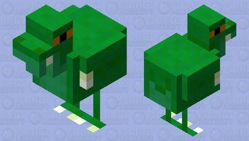 Velocichicken Minecraft Mob Skin